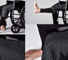 advantage blocks calças cadeira de rodas
