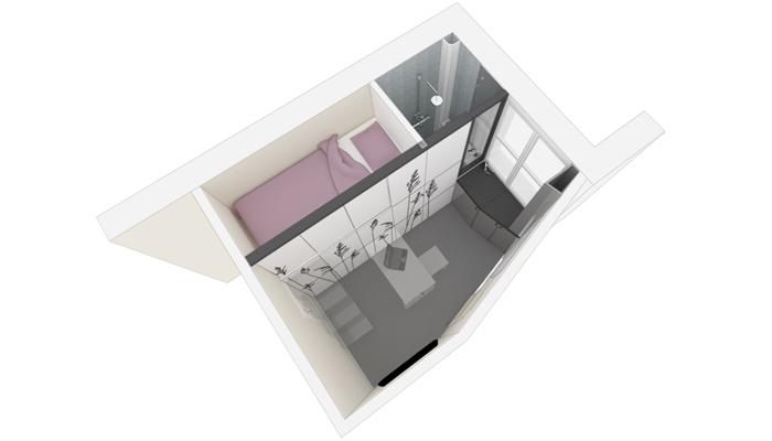 arquitetura remodelação apartamento pequeno