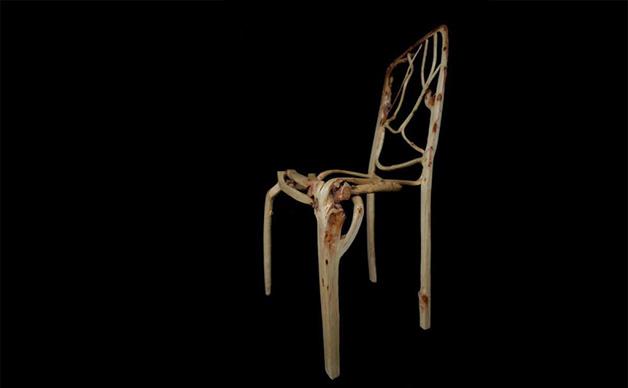 cadeira madeira móveis sustentáveis