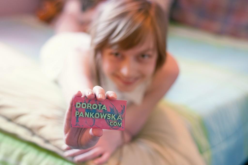 cartões de visita dorota pankowska designer