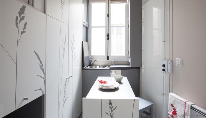 cozinha micro-casa