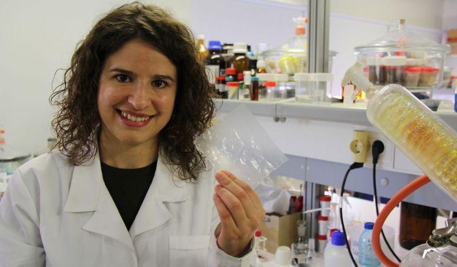 Idalina Gonçalves Bioplástico batata aveiro