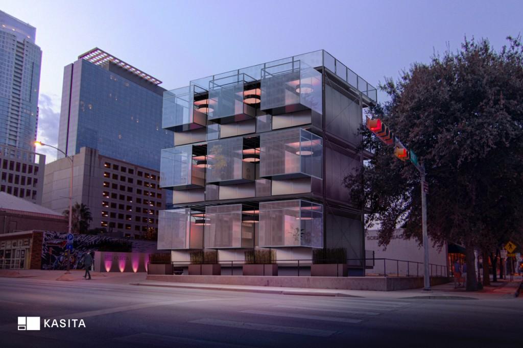 Kasita casa modular arquitetura