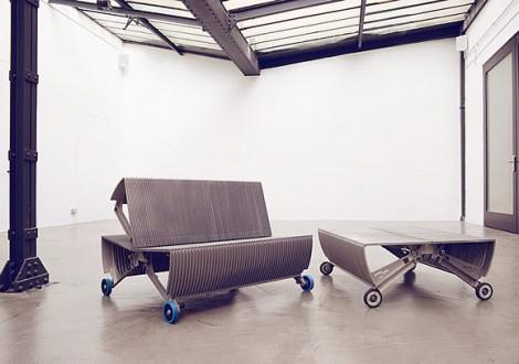 Upcycling mobília