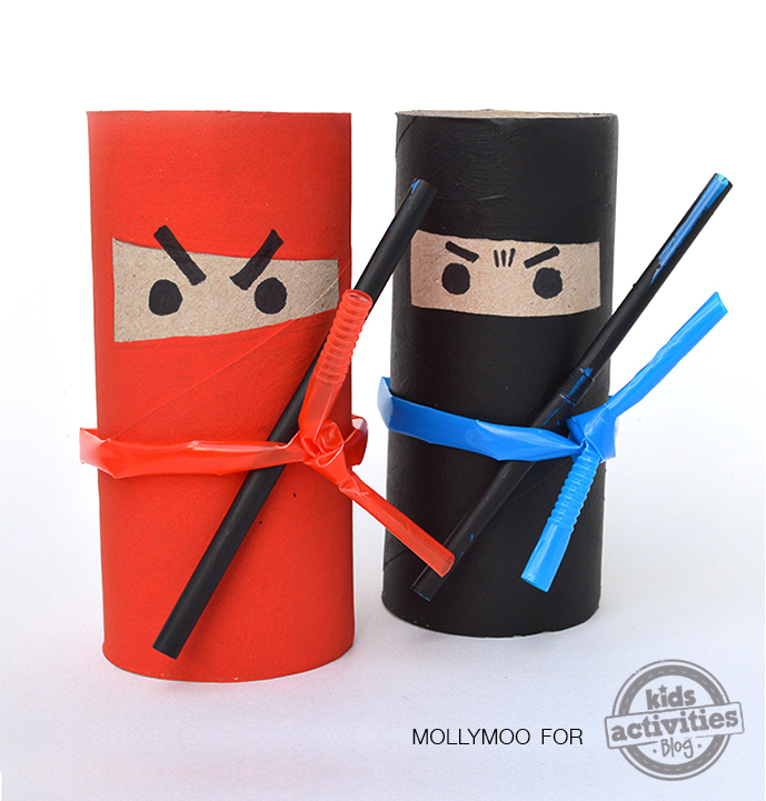 brinquedos rolos de papel higiénico