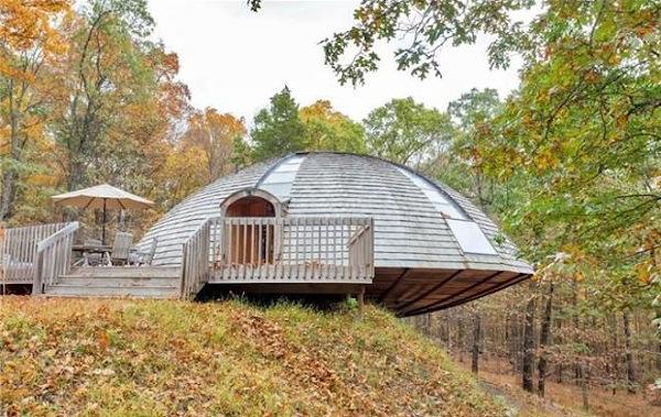 casa oval, disco voador