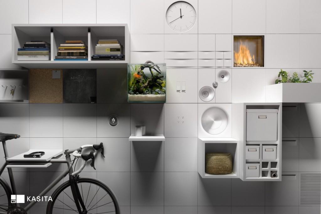 casas modulares design de interiores