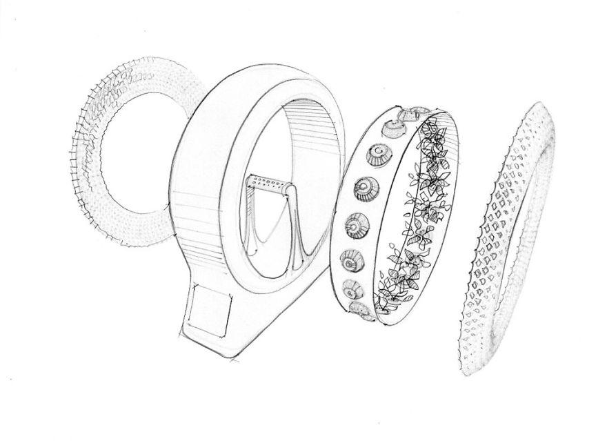 design green wheel