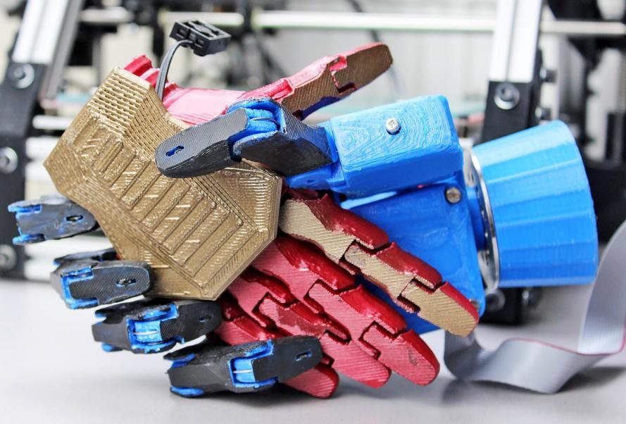 open bionics Disney próteses infantis