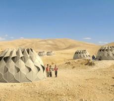 tenda refugiados abrigo