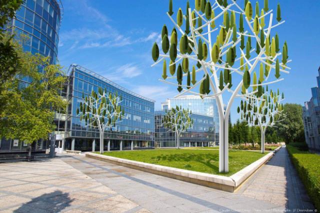 wind tree eletricidade renovável