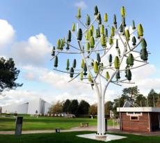 wind tree energia vento árvore eletricidade