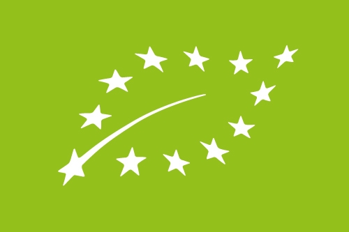 Alimentos orgânicos Eurofolha rótulo
