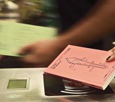Livros metro ticket book