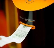 Máquina automática histórias