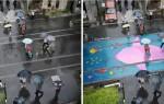 Project Monsoon chuva pinturas coreia