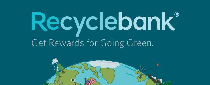 Recyclebank reciclagem