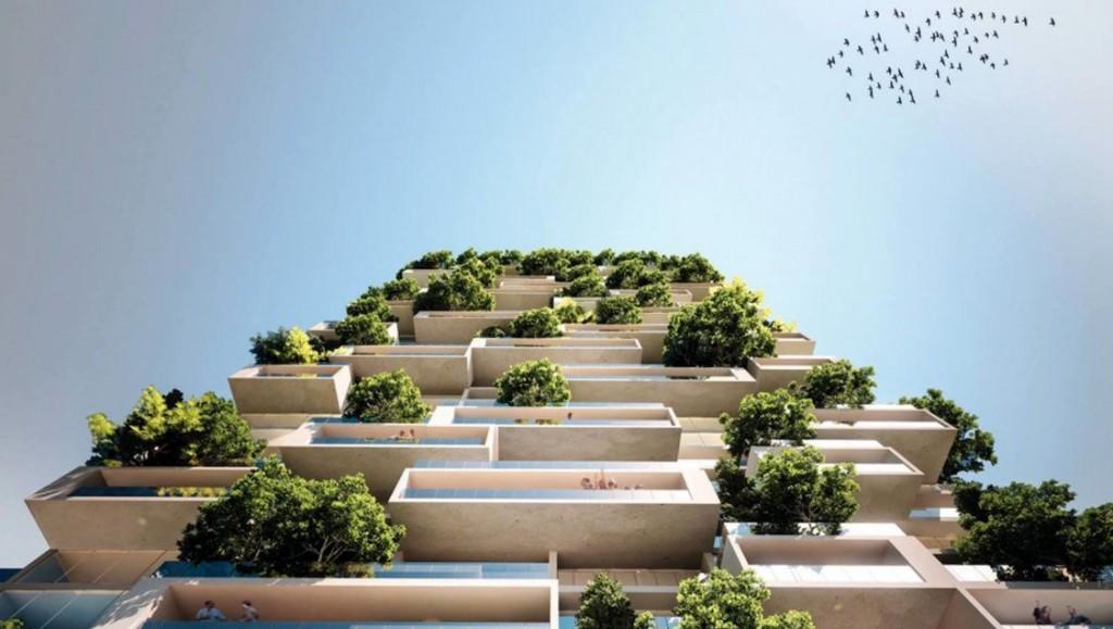 Stefano Boeri arquiteto prédio