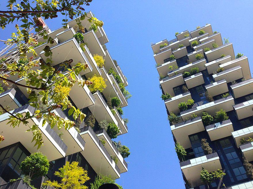 Stefano Boeri arquitetura