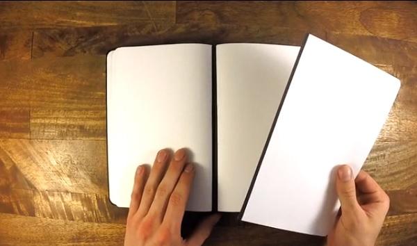 caderno magnético rekonect
