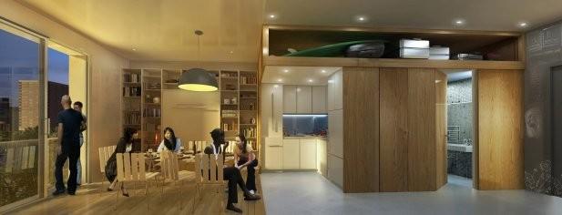 casas pré-fabricadas nARCHITECTS