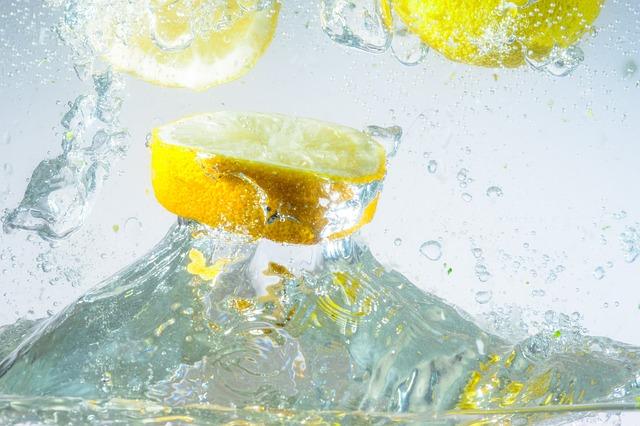 desinfetantes naturais limão