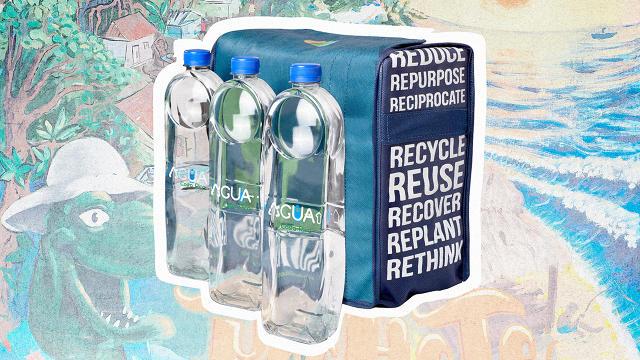 garrafas de plástico design