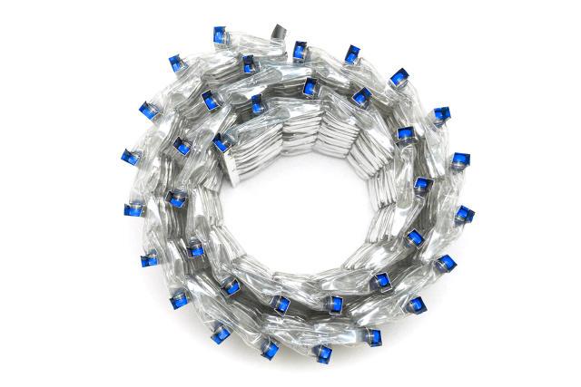 garrafas de plástico telhado