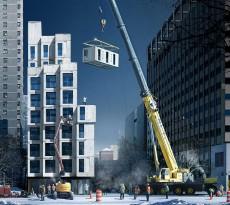 microapartamentos Nova Iorque