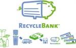 recyclebank reciclar banco reciclagem