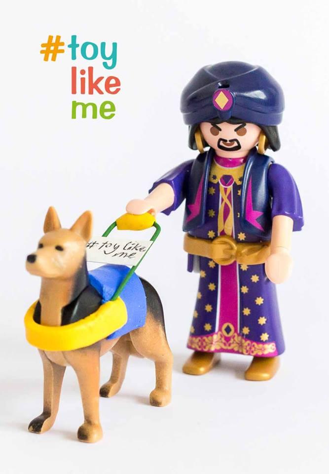 brinquedos com deficiências