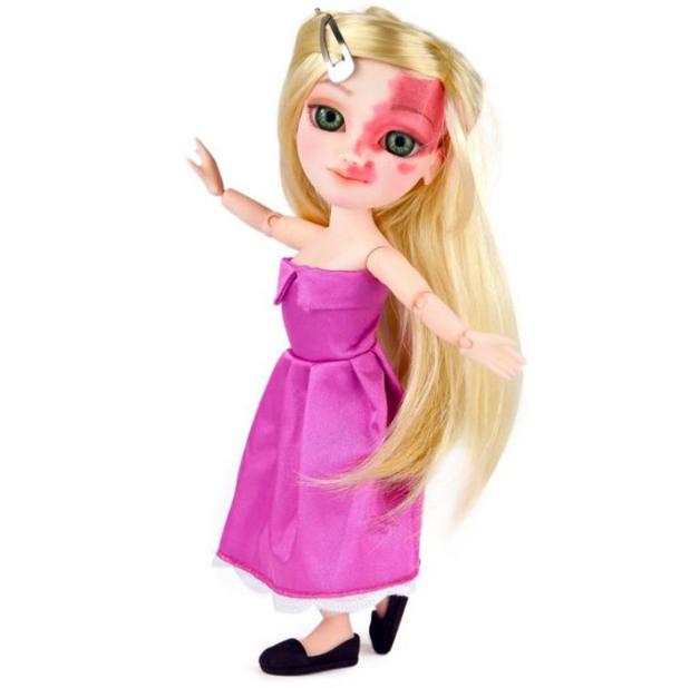 bonecas com deficiência física