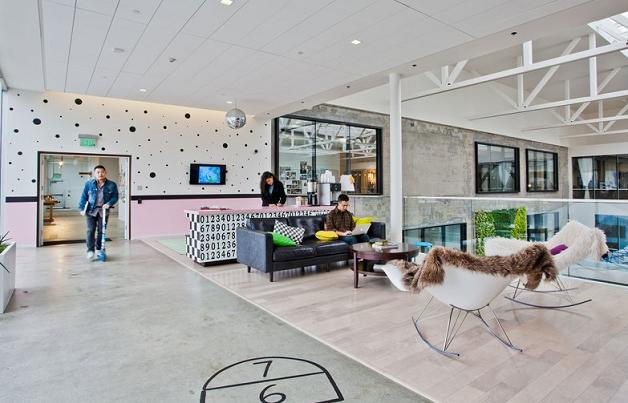 airbnb escritórios inspiradores