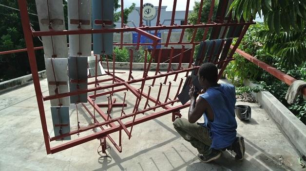 construir painéis solares