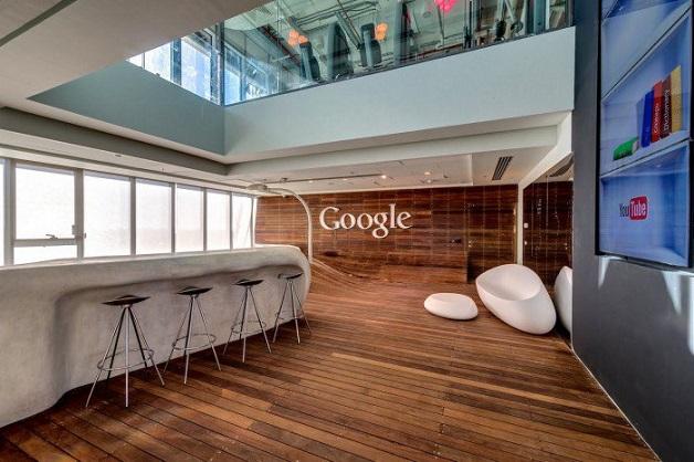 escritórios inspiradores google tel aviv