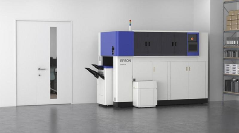 paperlab reciclar papel epson