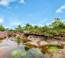 rio das cinco cores colombia