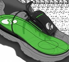 solepower sapatilhas que produzem energia