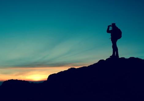 sucesso sonhos hiking