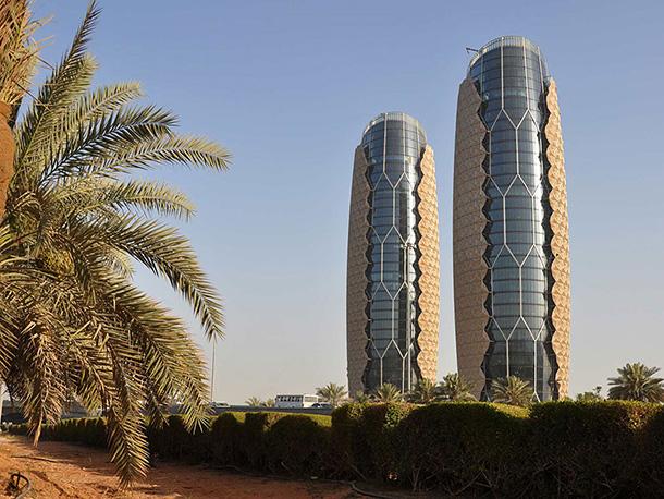 Al Bahar torres sol