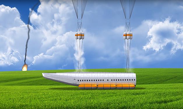 Tatarenko avião de passageiros acidente