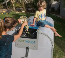 biogás compostagem