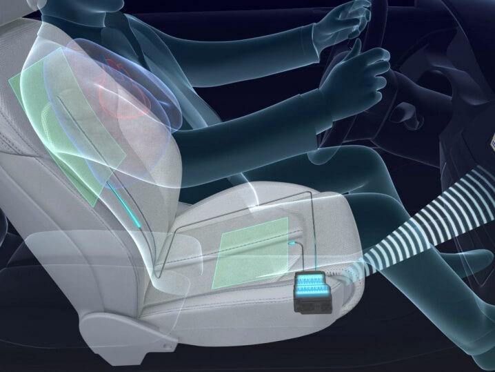 carro tecnologia assento stress