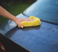como lavar o carro poupar água
