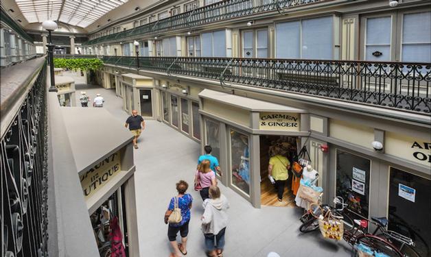 microapartamentos lojas shopping