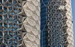 persianas Al Bahar arquitetura emirados arabes