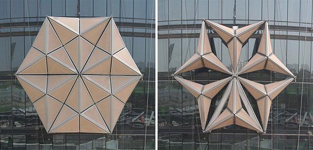 torres sol Aedas Architects