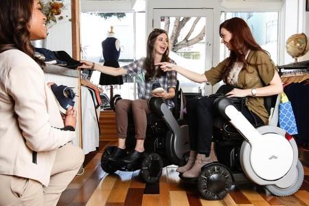 WHILL cadeira de rodas