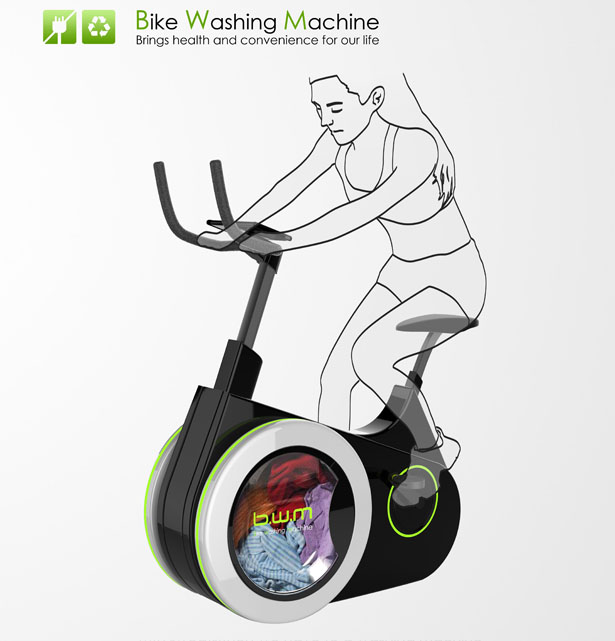bike washing machine lavar a roupa bicicleta