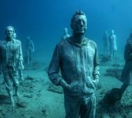 museu de arte submerso lanzarote